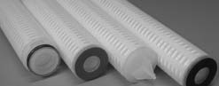 High Purity Membrane and Pleated Filters